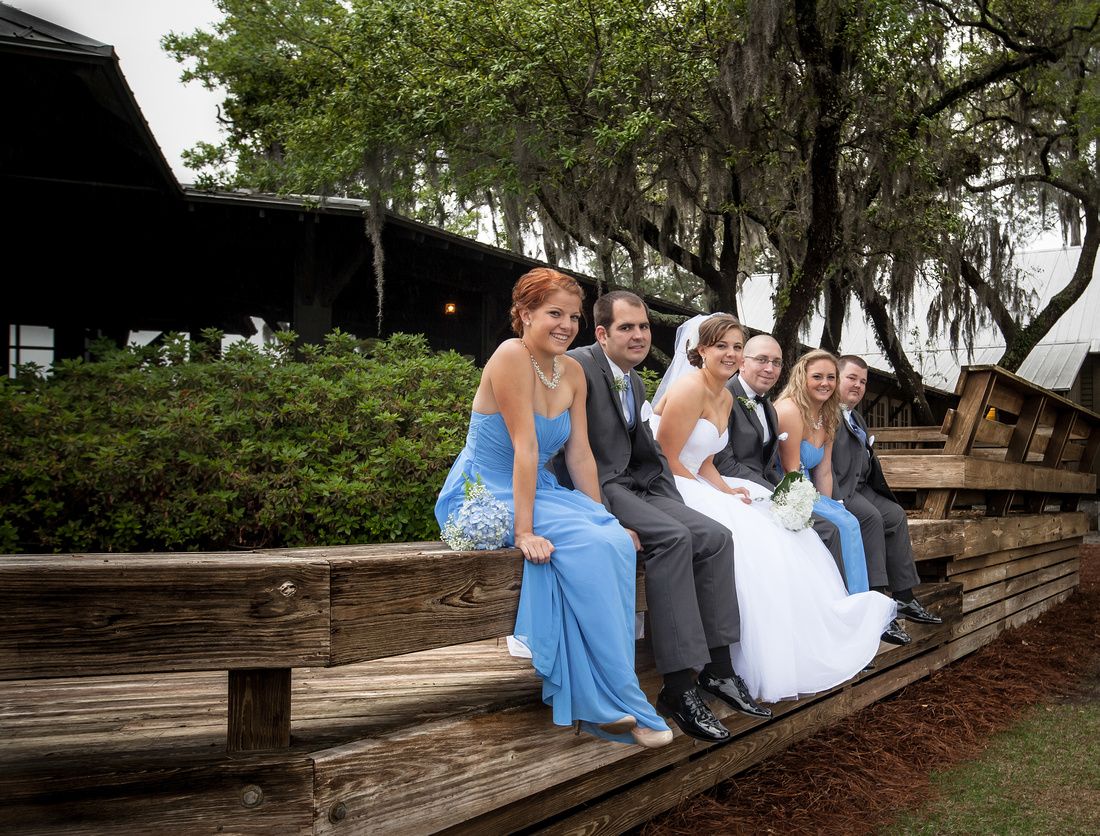 Wedding Party at Oldfield