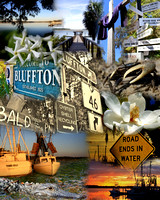 Bluffton-A State of Mind-Collage C 8x10