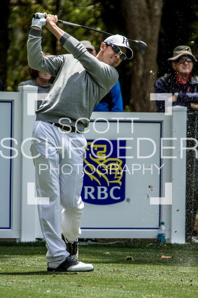 Scott Langley 9 tee